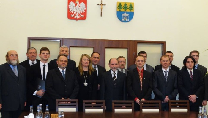 Rada Miejska w Iwoniczu-Zdroju
