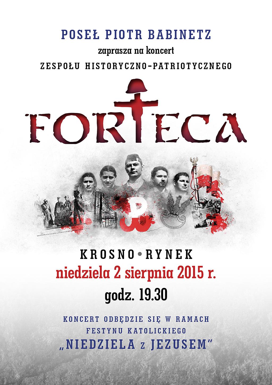 Forteca_Plakat