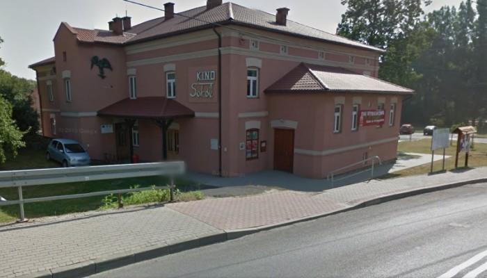 Kino Sokół w Rymanowie